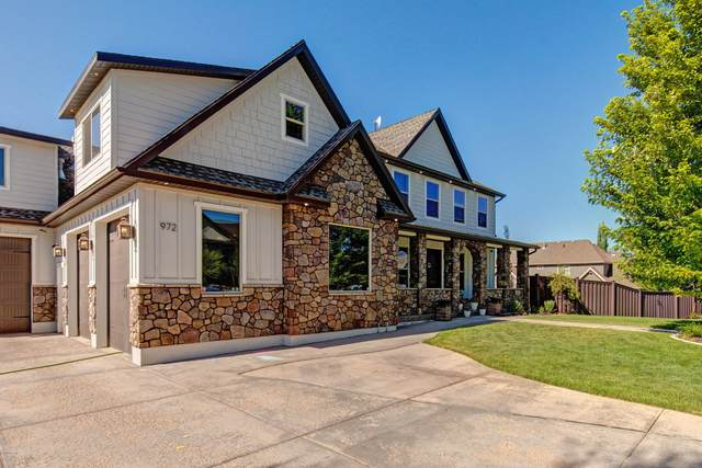 972 E Garden Drive, Heber City, UT 84032 (MLS #12002717) :: High Country Properties