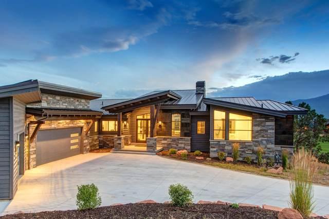 675 N Bald Mountain Cir (Lot 269), Heber City, UT 84032 (MLS #12002759) :: High Country Properties