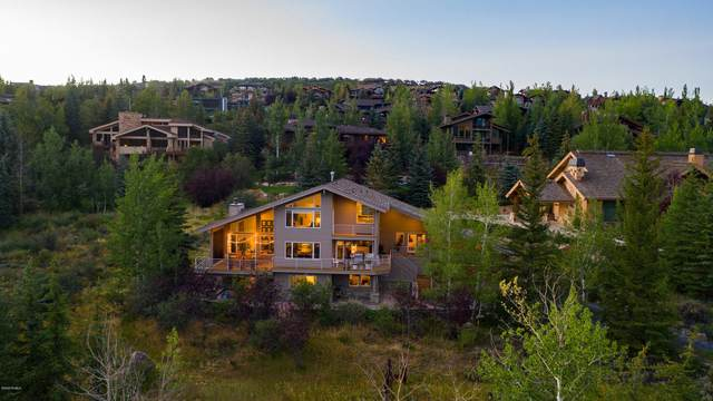 3121 American Saddler Drive, Park City, UT 84060 (MLS #12002760) :: High Country Properties