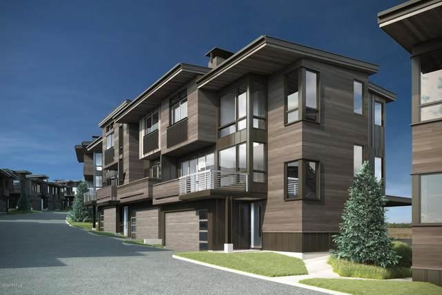 3541 Ridgeline Drive 4C, Park City, UT 84098 (MLS #12002800) :: High Country Properties