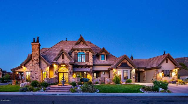 653 S Nature View Drive #29, Cedar City, UT 84720 (#12002822) :: Red Sign Team