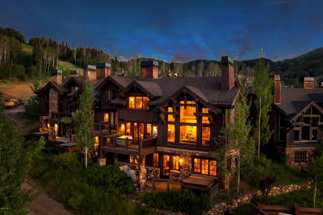 8789 Marsac Avenue D15, Park City, UT 84060 (MLS #12002944) :: High Country Properties