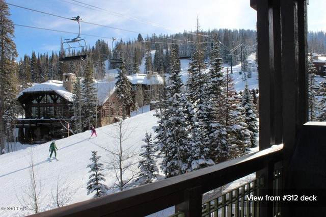 8880 Empire Club Drive #312, Park City, UT 84060 (MLS #12002992) :: High Country Properties