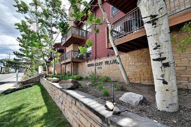 1375 Woodside Avenue #100, Park City, UT 84060 (MLS #12003010) :: High Country Properties