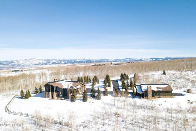 9156 E Forest Creek Road, Heber City, UT 84032 (#12003059) :: Livingstone Brokers