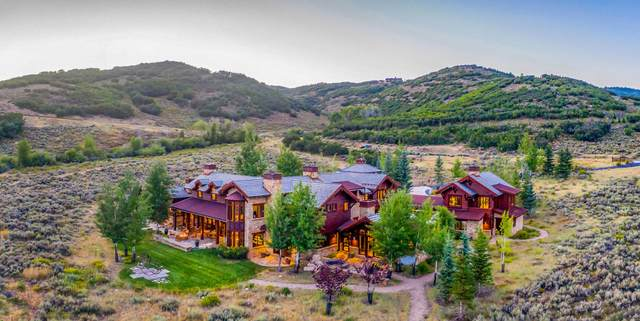 787 W Red Fox Road, Park City, UT 84098 (MLS #12003118) :: High Country Properties