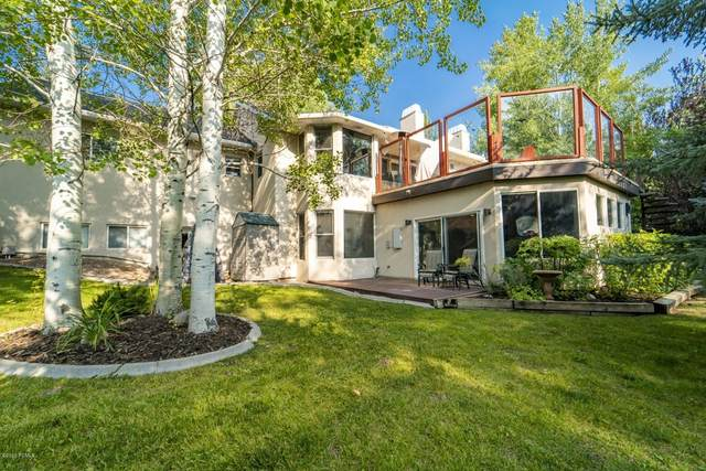8911 Sackett Drive, Park City, UT 84098 (MLS #12003119) :: Lookout Real Estate Group