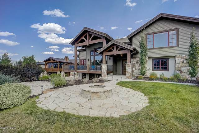 6030 Mountain Ranch Drive, Park City, UT 84098 (MLS #12003188) :: Lookout Real Estate Group