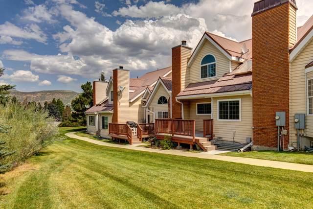 8051 N Wildflower Drive #43, Park City, UT 84098 (MLS #12003327) :: High Country Properties