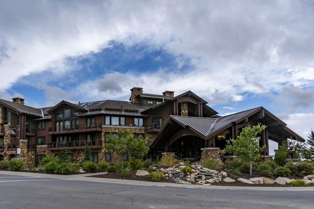 2100 W Frostwood Boulevard #4131, Park City, UT 84098 (MLS #12003349) :: High Country Properties