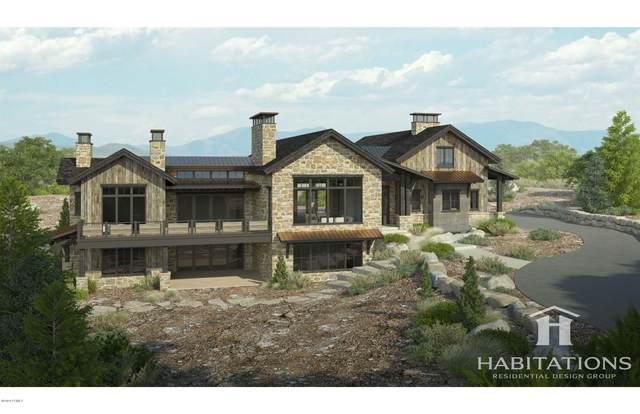 5847 Dakota Trail, Park City, UT 84098 (MLS #12003391) :: Lookout Real Estate Group