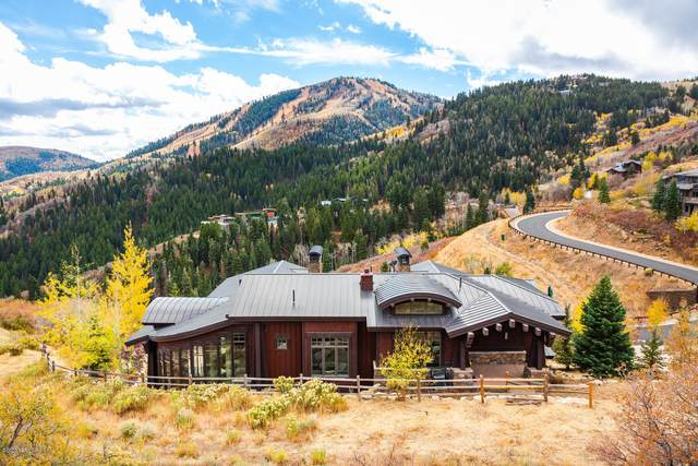 10153 N Summit View Drive, Park City, UT 84060 (MLS #12003427) :: Park City Property Group