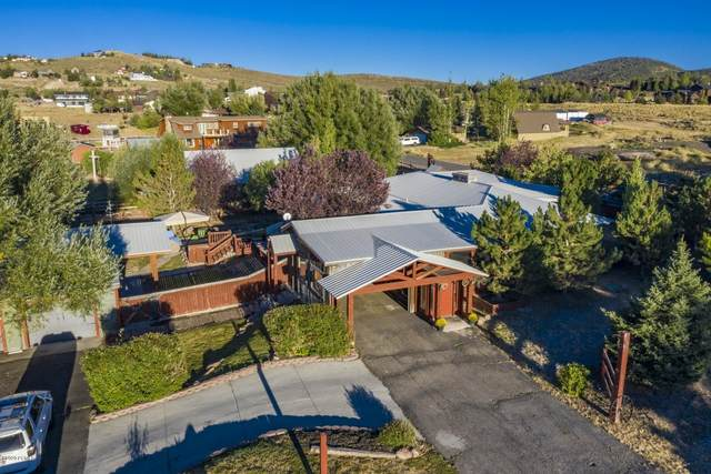 6188 N Starview Drive, Park City, UT 84098 (MLS #12003429) :: High Country Properties