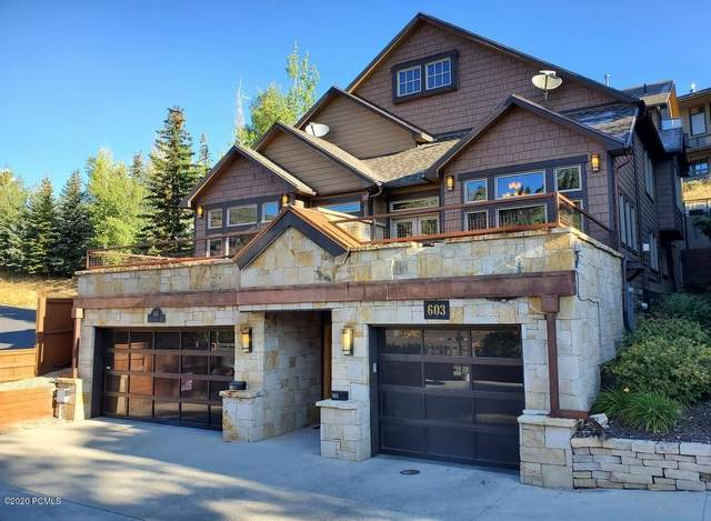 603 Deer Valley Drive, Park City, UT 84060 (MLS #12003459) :: High Country Properties