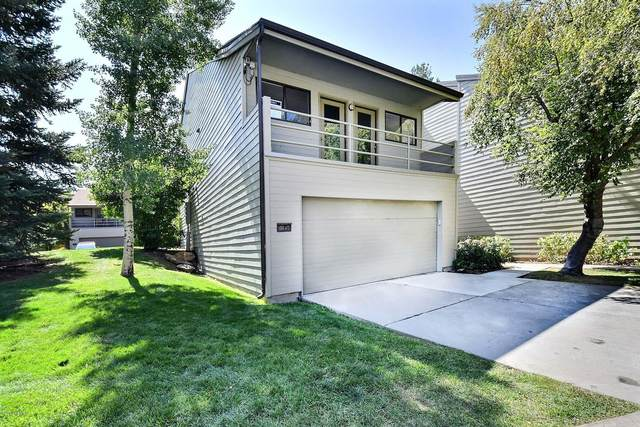 1385 W Silver Meadows Drive #73, Park City, UT 84098 (MLS #12003460) :: High Country Properties