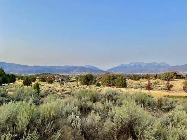 2144 E Flat Top Mountain Drive, Heber City, UT 84032 (MLS #12003525) :: Lookout Real Estate Group