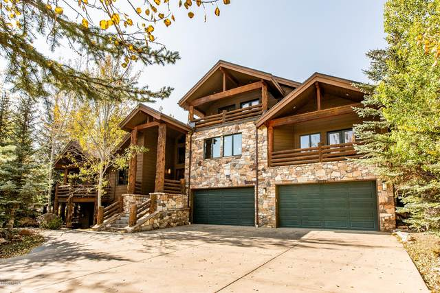 2835 Solamere Drive, Park City, UT 84060 (MLS #12003545) :: Lookout Real Estate Group