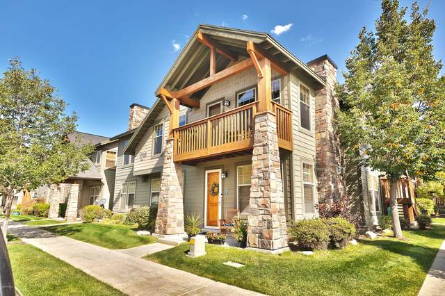 1708 W Redstone Avenue D, Park City, UT 84098 (MLS #12003661) :: High Country Properties