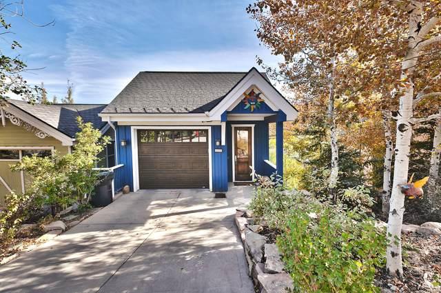 1202 Lowell Avenue, Park City, UT 84060 (MLS #12003677) :: High Country Properties