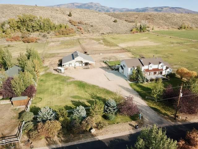 4820 Wooden Shoe Lane, Peoa, UT 84061 (MLS #12003688) :: Lawson Real Estate Team - Engel & Völkers