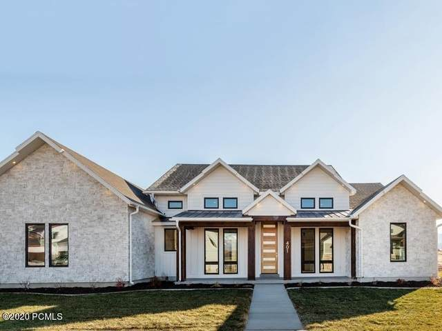 401 S 1850 E, Heber City, UT 84032 (MLS #12003729) :: Lookout Real Estate Group