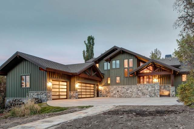 2692 Ruminant Road, Park City, UT 84060 (MLS #12003743) :: Park City Property Group