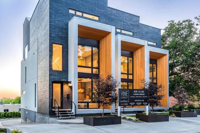 275 N Vine Street, Salt Lake City, UT 84103 (MLS #12003780) :: High Country Properties