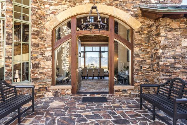 8647 N Sunset Circle, Park City, UT 84098 (MLS #12003942) :: Lookout Real Estate Group