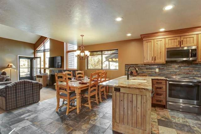 2110 W Commanche Trail #51, Park City, UT 84098 (MLS #12004007) :: High Country Properties