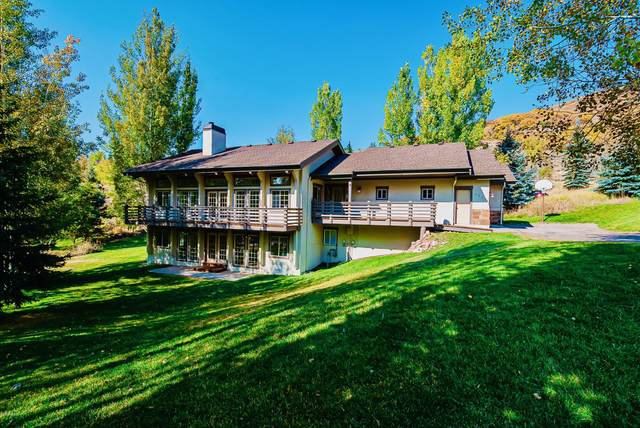 8781 Daybreaker Drive, Park City, UT 84098 (MLS #12004013) :: Park City Property Group