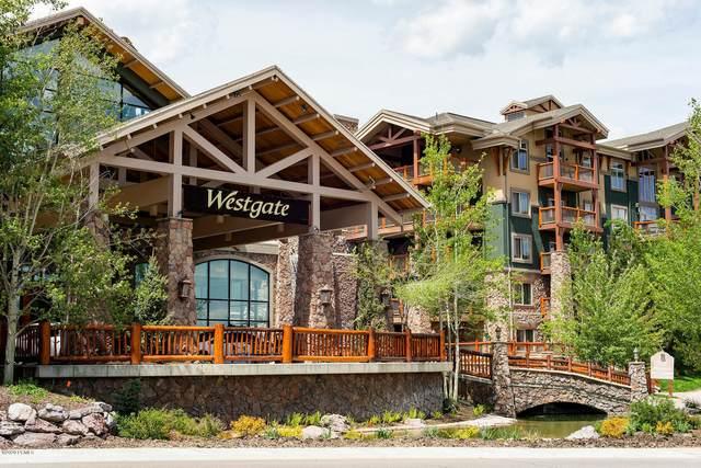 3000 Canyons Resort Drive #4714, Park City, UT 84098 (MLS #12004093) :: Park City Property Group