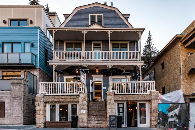 221 Main Street, Park City, UT 84060 (MLS #12004195) :: Lookout Real Estate Group