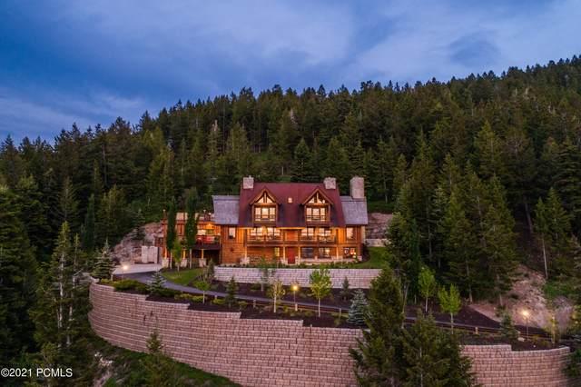 75 Matterhorn Terrace, Park City, UT 84098 (MLS #12004205) :: High Country Properties