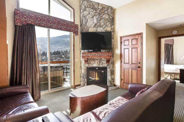 3000 Canyons Resort Drive #4808, Park City, UT 84098 (MLS #12004206) :: Lookout Real Estate Group