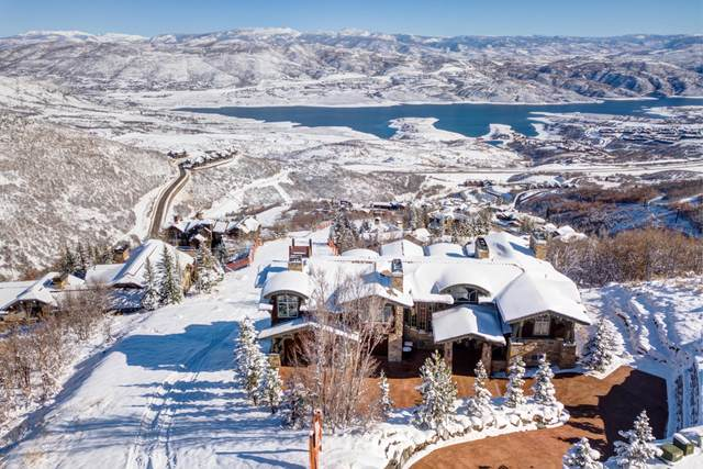 10680 N Summit View Drive, Heber City, UT 84032 (MLS #12004208) :: Park City Property Group