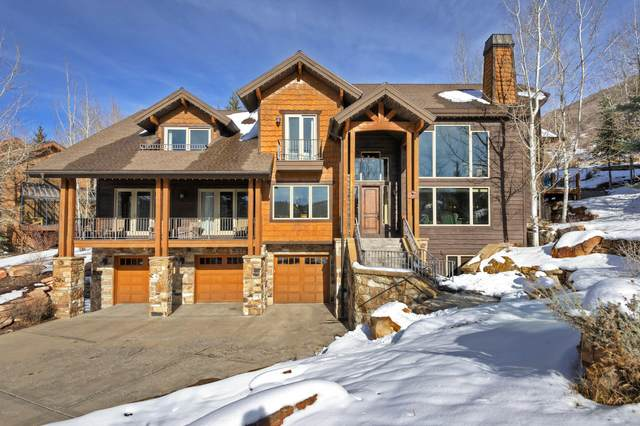 2460 Queen Esther Drive, Park City, UT 84060 (MLS #12004431) :: Park City Property Group