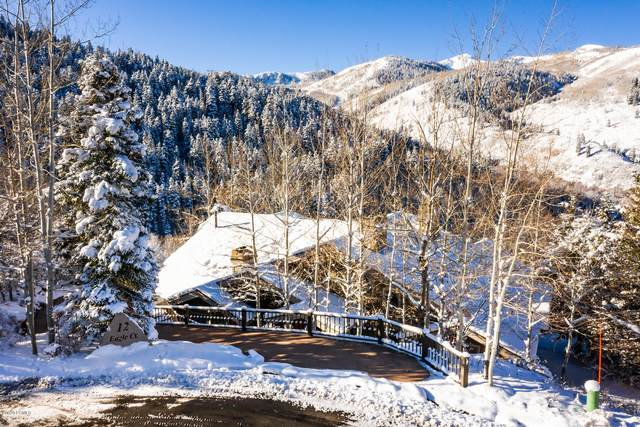 12 Eagle Court, Park City, UT 84060 (MLS #12004458) :: Park City Property Group