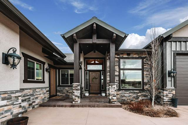 830 W Summit Haven Circle, Francis, UT 84036 (#12004481) :: Red Sign Team