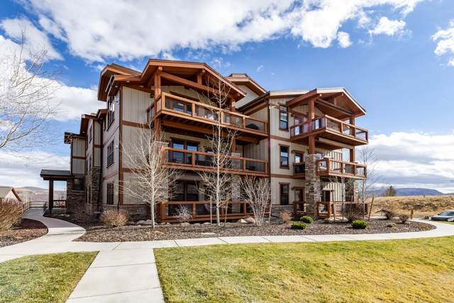 9855 N Vista Drive #102, Heber City, UT 84032 (MLS #12004508) :: Lookout Real Estate Group