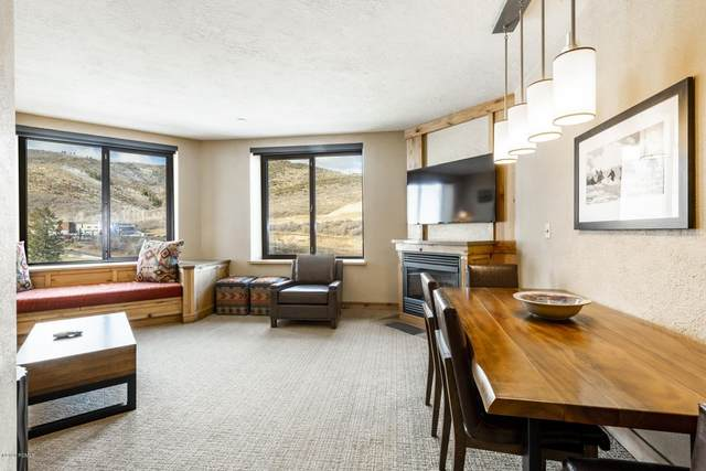 3855 N Grand Summit Drive 544 Q4, Park City, UT 84098 (MLS #12004561) :: Lookout Real Estate Group