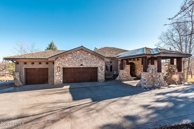 2710 Silver Cloud Drive, Park City, UT 84060 (MLS #12004783) :: High Country Properties