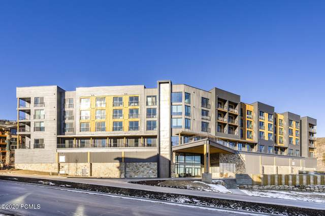 2670 W Canyons Resort Drive #206, Park City, UT 84098 (MLS #12004866) :: Lookout Real Estate Group