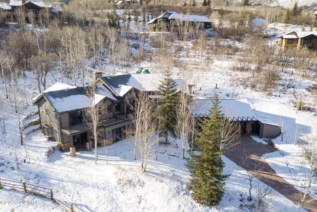 2653 Aspen Springs Drive, Park City, UT 84060 (MLS #12004896) :: Lookout Real Estate Group