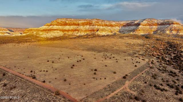 72 Acres West Of Kanab Ranchos, Kanab, UT 84741 (#12004994) :: Red Sign Team