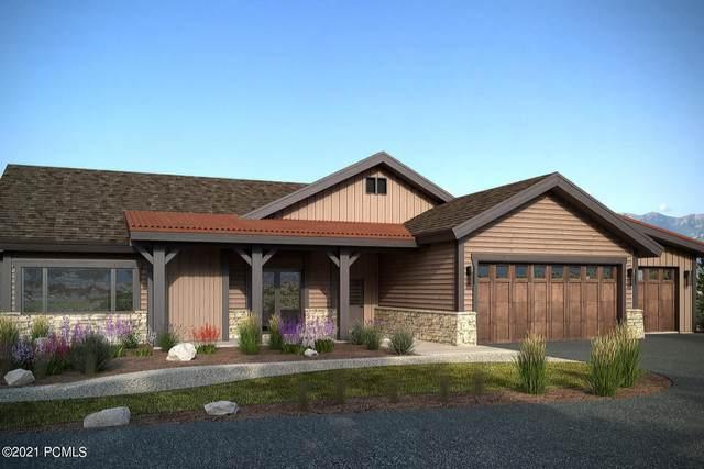 357 Big Meadow Drive, Kamas, UT 84036 (MLS #12005003) :: Lookout Real Estate Group