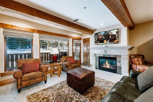 7815 E Royal Street A138, Park City, UT 84060 (MLS #12100017) :: High Country Properties