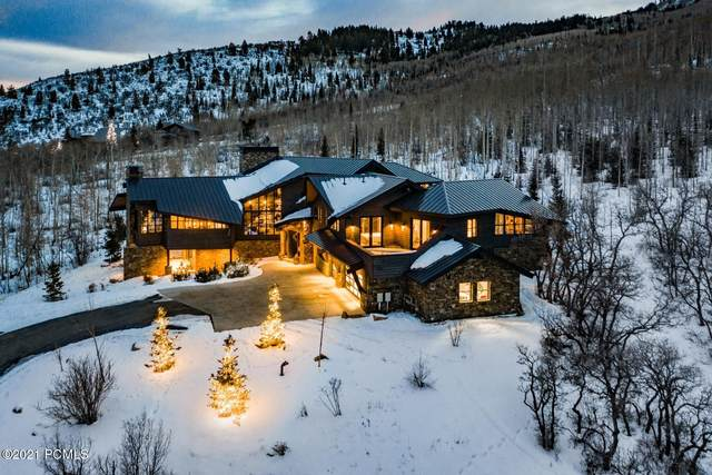 21 Canyon Court, Park City, UT 84060 (MLS #12100223) :: Lawson Real Estate Team - Engel & Völkers