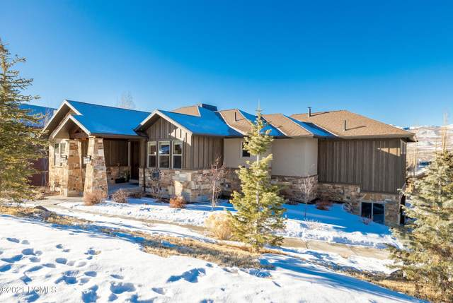 289 E Big Dutch Drive, Heber City, UT 84032 (MLS #12100237) :: Lawson Real Estate Team - Engel & Völkers