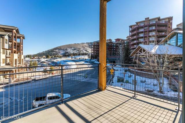 2670 Canyons Resort Drive #113, Park City, UT 84098 (MLS #12100286) :: Lookout Real Estate Group