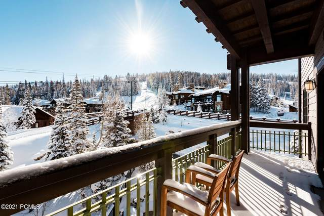 8880 Empire Club Drive #416, Park City, UT 84060 (MLS #12100340) :: Summit Sotheby's International Realty